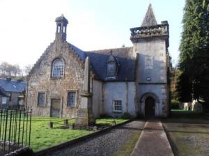 Kilbarchan West Kirk Halls, Image: Helen Calcuth