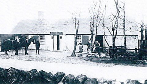 The Old Peesweep Inn